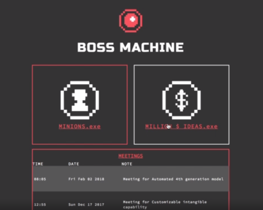 BossMachine screenshot